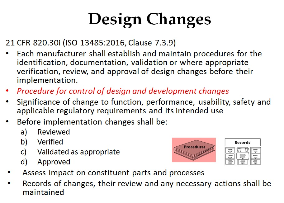 Design Changes Design Changes Webinar