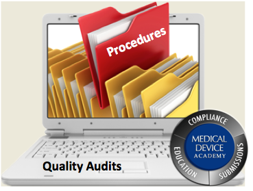 Quality Audits Quality Audits Procedure (SYS 021)